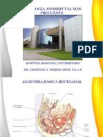Patologia Anorectal Mas Frecuente