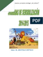 J-Sensibilizacion 1 Ciclo Primaria-Esp Sur
