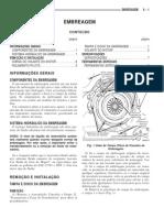 11 - Dodge Dakota - Manual de Manutencao - Embreagem II