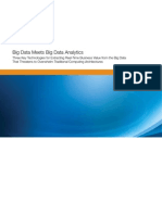Big Data Meets Big Data Analytics 105777