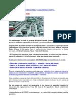 PLAN DE SEGURIDAD VIAL- ARGENTINA-