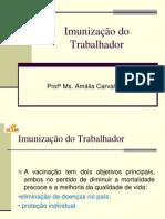 IESM- Aula Imunização Do Trabalhador