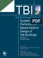 Guia Para El PBEE de Edificios Altos