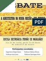 EFA 19 - Cartaz Agricultura Biologica e Transgenicos