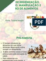 Aula 01 - Conceito de Nutrição e Alimentação