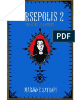 Persepolis 2 - The Story of a Return