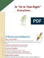 Business Writing - 13