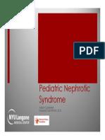 Neph Rot i c Syndrome