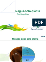 Relacao Agua Solo Planta Ciro Magalhaes