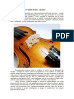 Regulagem Do Cavalete de Um Violino