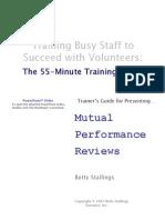 8TG Mutual Performance Reviews