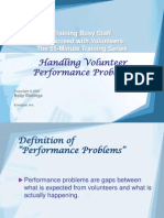 9Handling Performance Problems