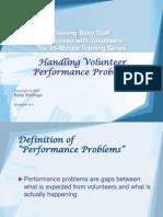 9Handling Performance Problems