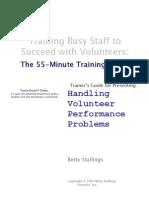 9TG Handling Performance Problems