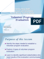 10Program Evaluation