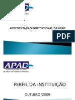 Perfil Apad - Outubro - 2009 - Novo 07-11-2009 [Modo de Compatibilidade