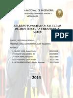 Topografia Relleno Faua Editado - Revisar