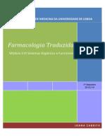 Farmacologia Traduzida Sebenta