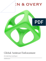 A&O Global Antitrust Enforcement Report (Mid-Year) 2014