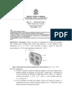 Termodinamica Prova 1 2011 02 Sg