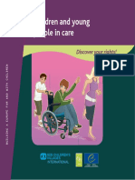 Booklet Children in Care