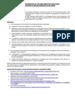 General Information of the Emc Directive 2004_108_ec