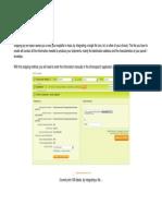 Documentation shipping ++ V2_ GB