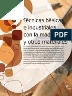 Técnicas Básicas e Industriales Con La Madera.