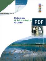 a guide of  Edessa Greece En