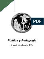 Politica y Pedagogia
