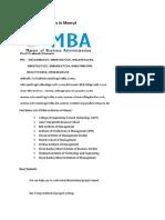 List of MBA Institutes in Meerut