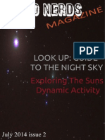 ASTRO NERDS Astronomy Ezine - July 2014