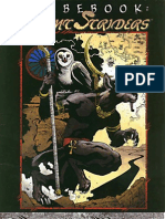 WtA - Silent Striders Tribebook (Revised)