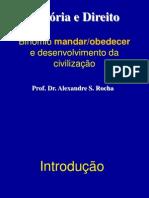 01 - Mandar e Obedecer - Função Civilizadora Do Direito