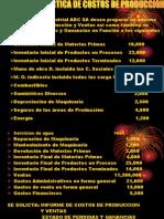 Costo de Produccion i