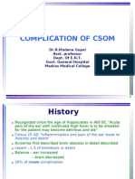 Complication of Csom1