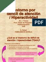 Trastorno Por Deficit de Atencion Hiperactividad 0