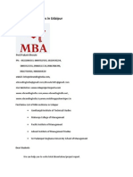 List of MBA Institutes in Udaipur