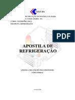 Sistemas de Ar Condicionado e Refrigeração. Apostila 02.
