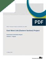 EWL AC Report Volume 1 Report Part 1