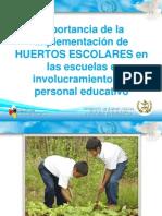 7 Huertos Escolares_DIGEPSA MINEDUC Reutilizacion Basura