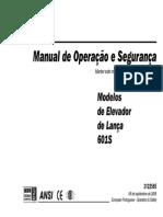 Manual Utilização Plataforma Elev