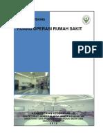 Pedoman Teknis Ruang Operasi RS