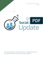 socialBench Social Media Update Q1/2014 Banken und Finanzinstute