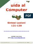 Guida al Computer - Sintesi Lezioni 121-130