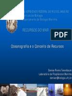 Oceanografia_Conceitos e Recursos Naturais