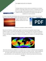 Ecosistemas en Peligro de Extinción