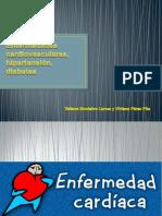 Enfermedades Cardiovasculares, Hipertensión, Diabetes