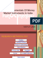 The Fundamentals of Money Market Instruments in India