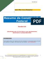 Resumo Constituição Versao 8.0 Até Emenda 81 2014